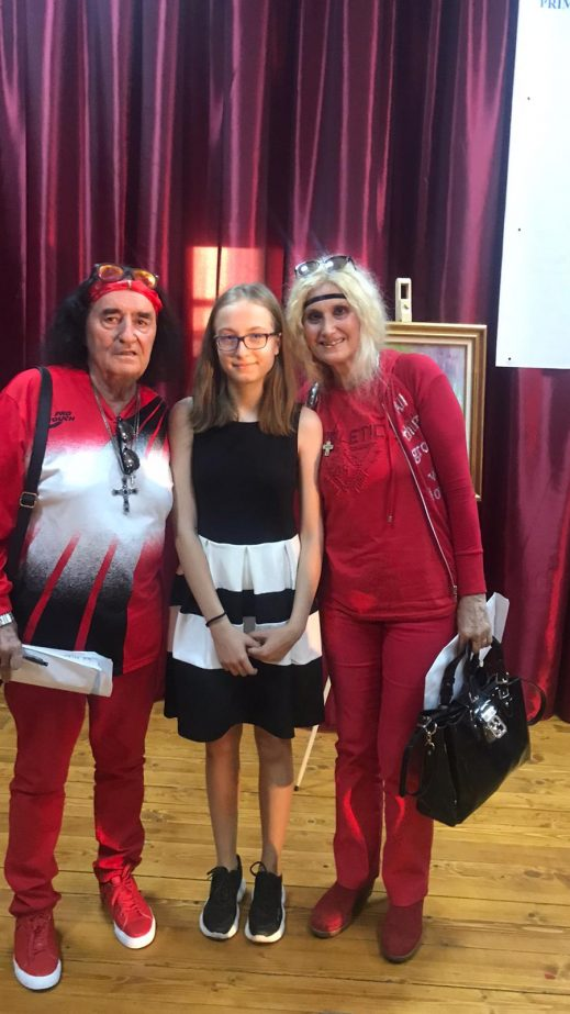 Marian Nistor (Savoy), Raisa & Dorina Paraschiv